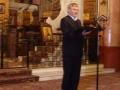 Weihnachtsgruß in Evangelismos 2015